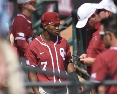 online retailer 600e4 dd5fe OU baseball: Johnson, Sooners happy to see Kyler Murray ...