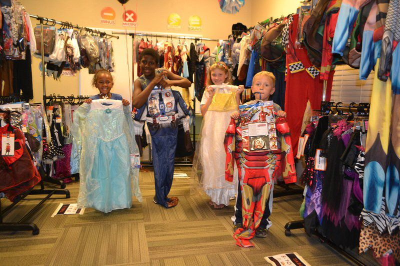 fall festival offers kids free costumes local news