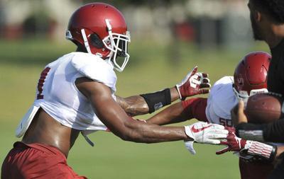 OU football: Turnover-minded Oklahoma has a 'Strip King' after each practice