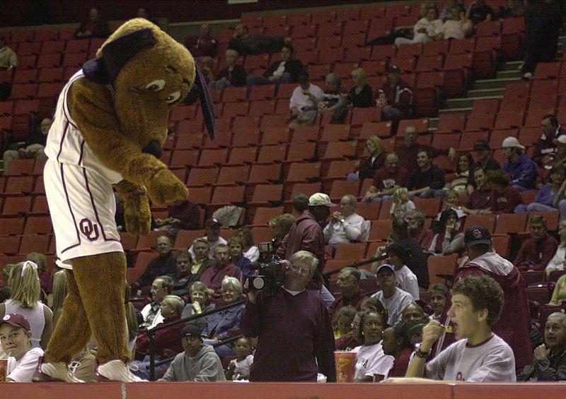 OU men's basketball: How Top Daug became an Oklahomabasketball icon