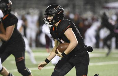 Norman High football: Cade Horton unfazed by pressures of must-win game at Westmoore
