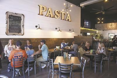 Italian Restaurant Relocates From Campus Corner To Downtown