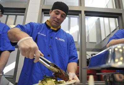 Cleveland County inmates graduate from food service program | Local