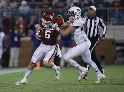 Notepad: Why were Baker Mayfield and Ty Summers friendly after the TCU game?