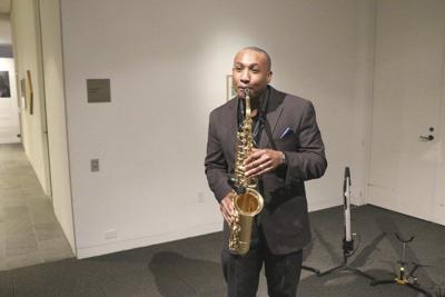 Family and faith sustain sax man in uncertain live music times