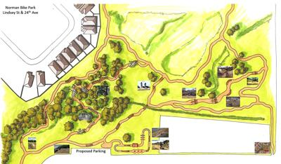 Norman to be home to state's largest bike skills park
