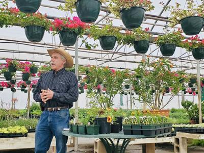 Bill Farris Prairie Wind Nursery