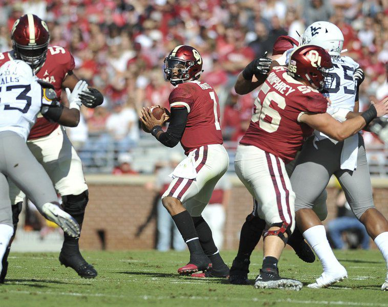 OU football: Iowa State's defense a unique challenge for Jalen Hurts' arm