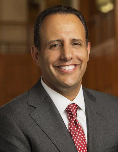 Joe Harroz, OU law dean, steps into president role