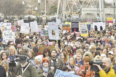 Women's March on Oklahoma
