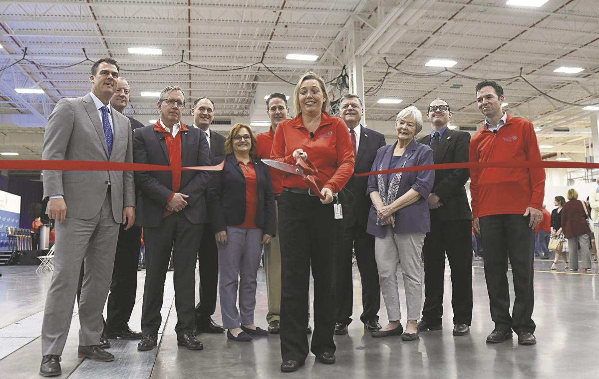 Employing Norman: Johnson Controls expands plant, will add