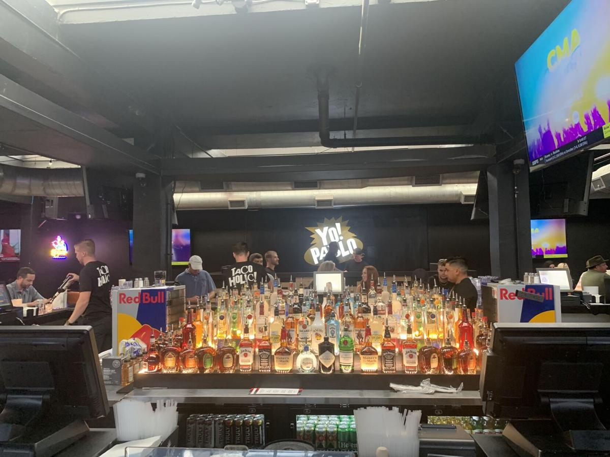 Yo Pablo liquor