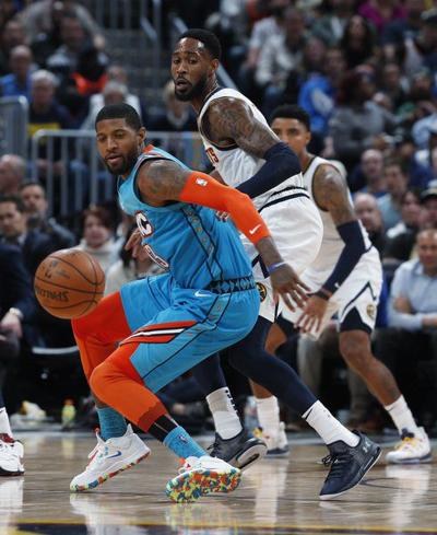 THUNDER: By George, OKC's struggling
