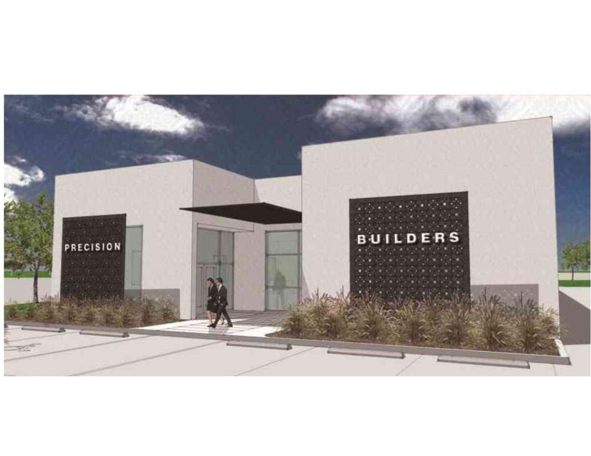 Precision Builders expanding