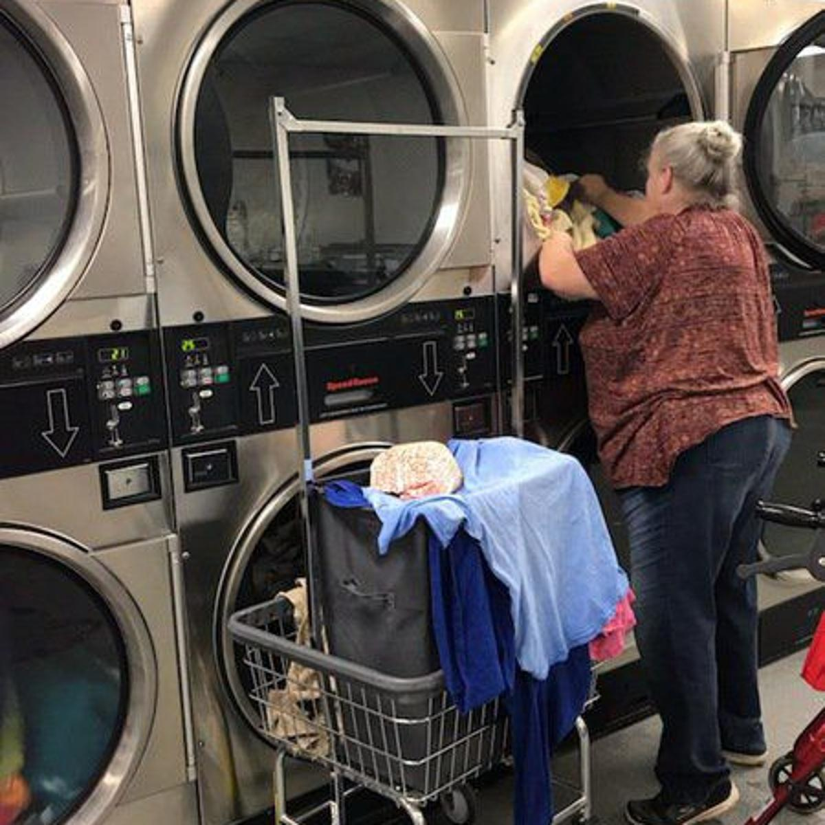 Free Laundry For All Norman Residents In Need Local News Normantranscript Com
