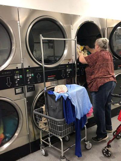 Free laundry for all Norman residents in need