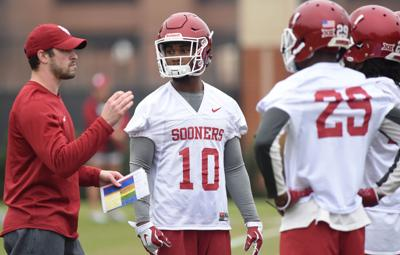 new concept 5f42a 141d6 OU football: Oklahoma's Patrick Fields remained persistent ...