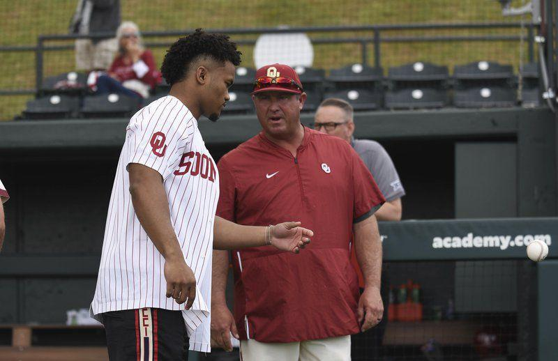 OU baseball: How Peggy Johnson taught her son, Skip, to be a father
