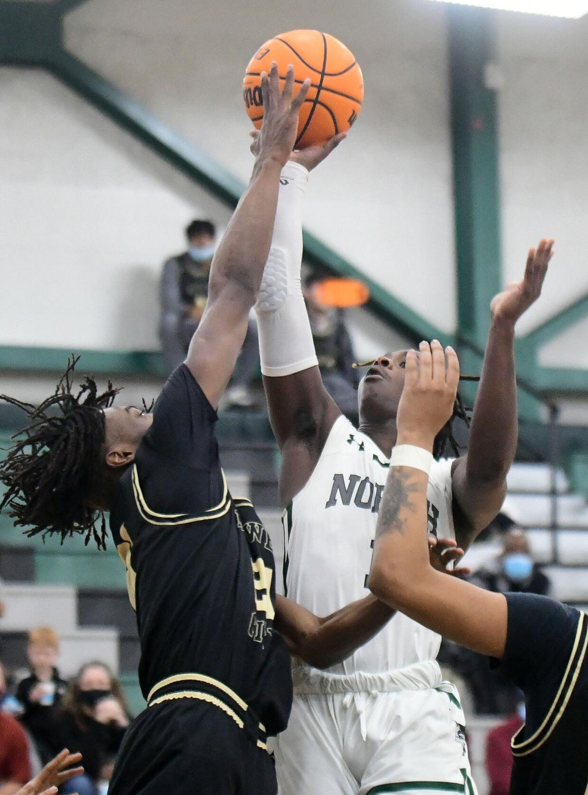 Norman North vs Midwest City Boy's Basketball