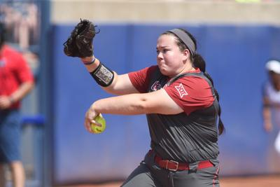Don t stop believing  Paige Parker s  masterful  day guides Sooners to  semifinals 58073ce7c