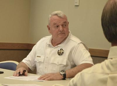 Sheriff Joe Lester steps down