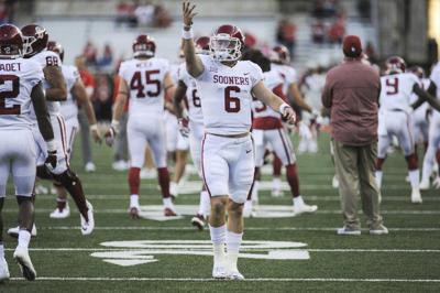 online store 10dc9 1dfb3 Column: Why Baker Mayfield's doing the heavy lifting with ...