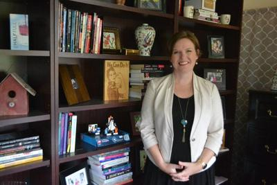 Encouraged by overcoming barriers, Worthen becomes youngest full professor at OU