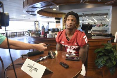 OU's Lamb tries to stay hungry, humble ahead of sophomore campaign