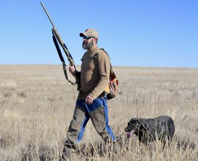 Veterans, sponsors hunt for a purpose