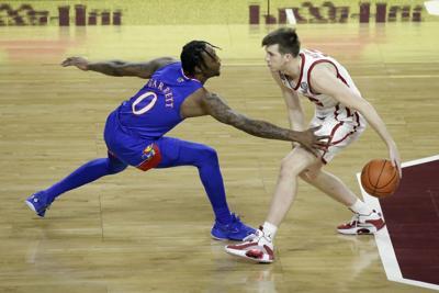 Kansas Oklahoma Basketball
