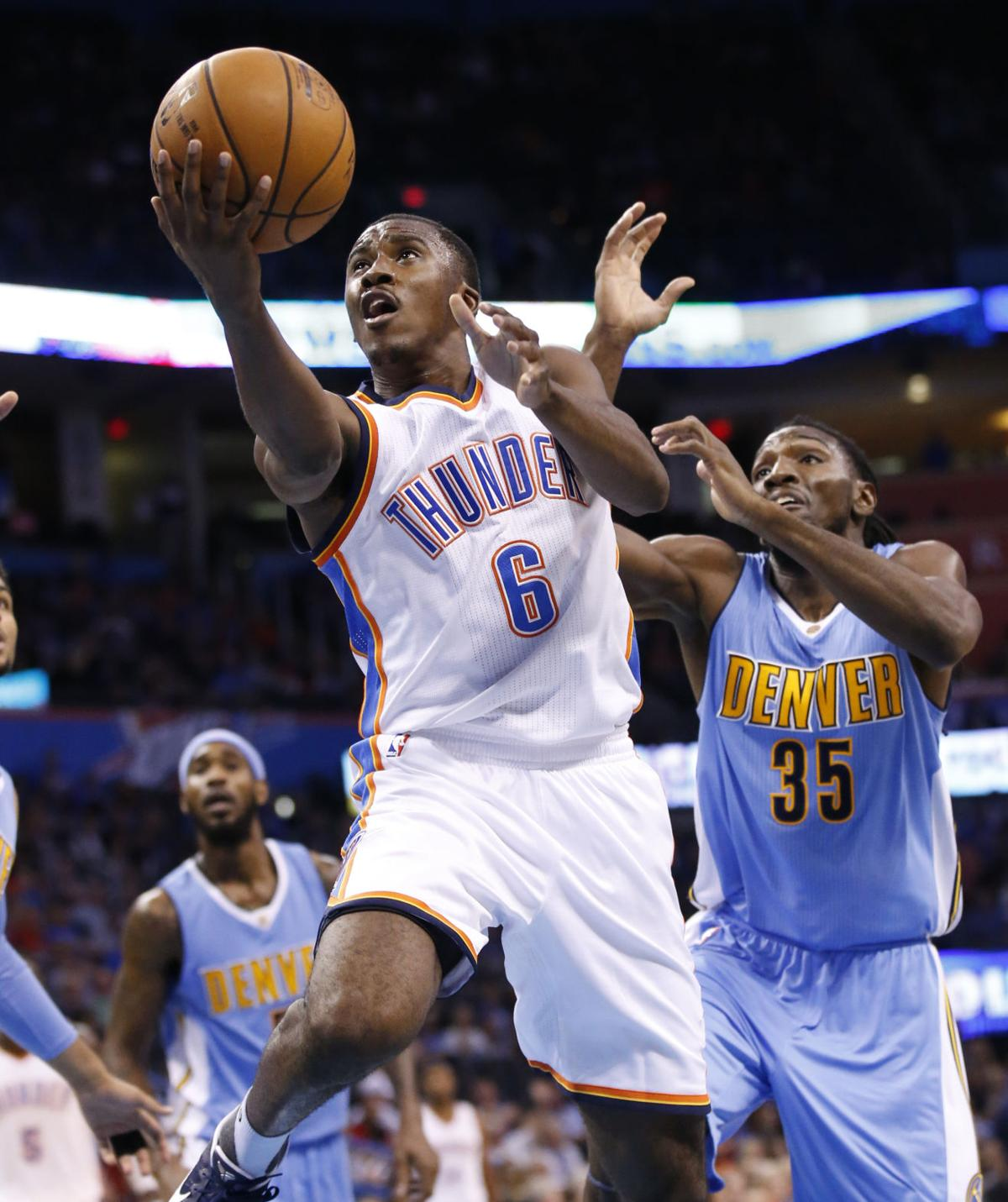 Breaking Down The Thunder's Choice Of Christon Over Price