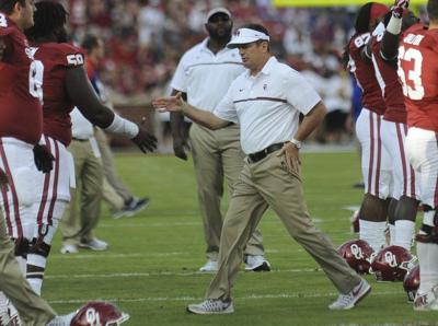 Stoops says OU didn't know about Westbrook's prior arrests
