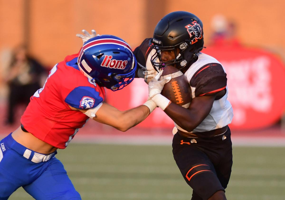 Norman High vs Moore Football