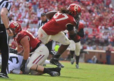 NCAAFB OCT3 2015 University of Oklahoma vs University of West Virginia 7bd4044dc