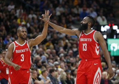 Thunder will try their luck with Rockets' historically great offense