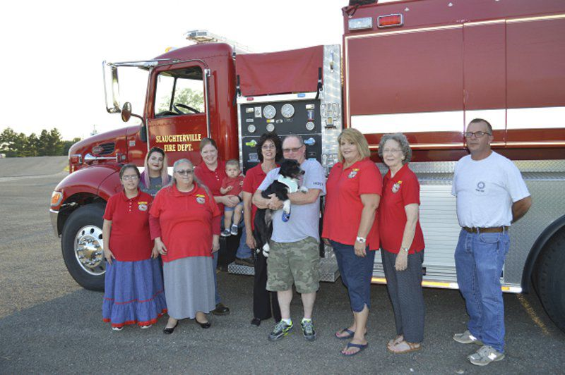 Firefighters auxilliary plans annual spaghetti dinner