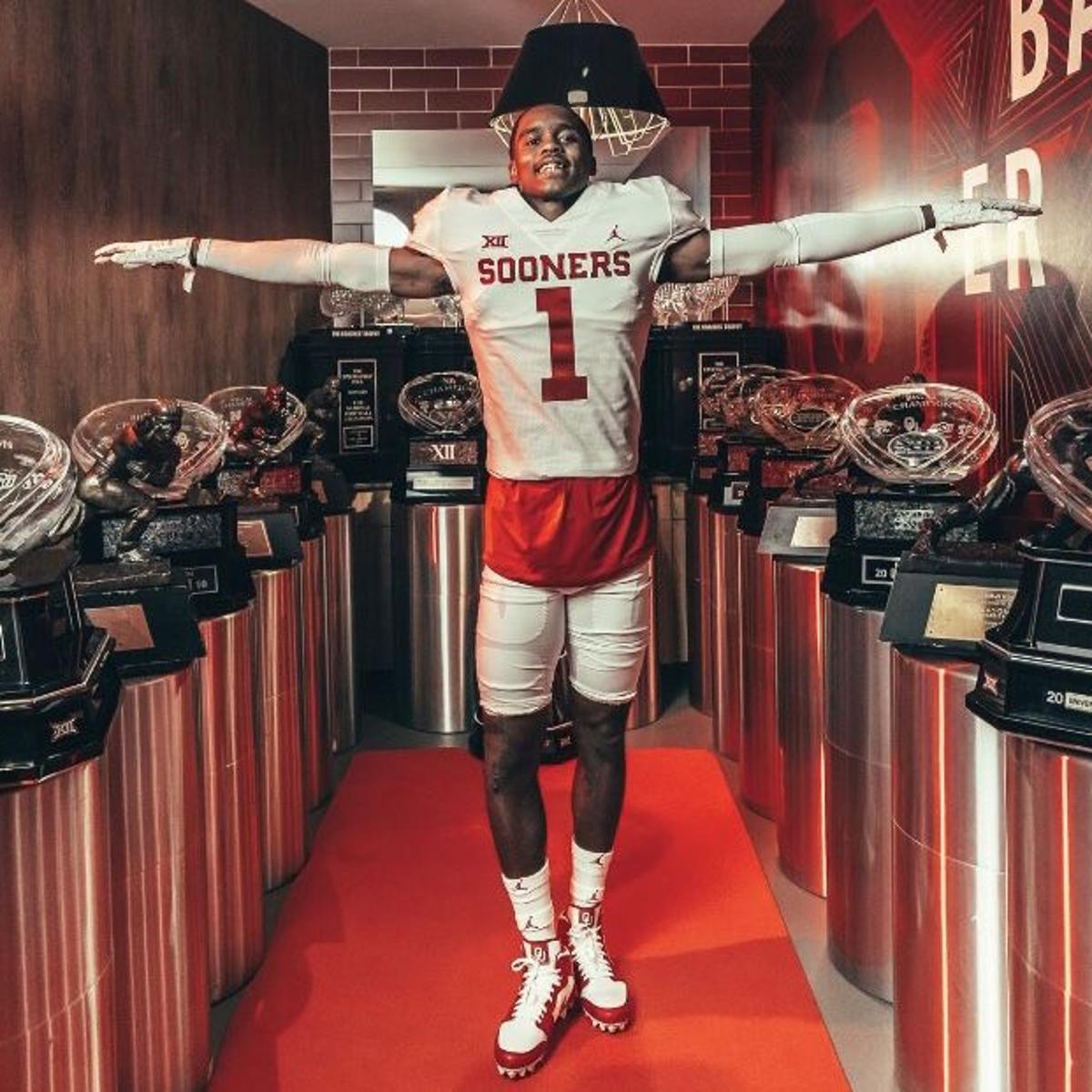 Ou Football Sooners Commit Latrell Mccutchin Ready To Wake Up Ou Defense S Doubters Ou Football Normantranscript Com