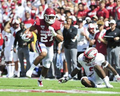 Game flow: Highs and lows during Oklahoma-Texas Tech   OU ...