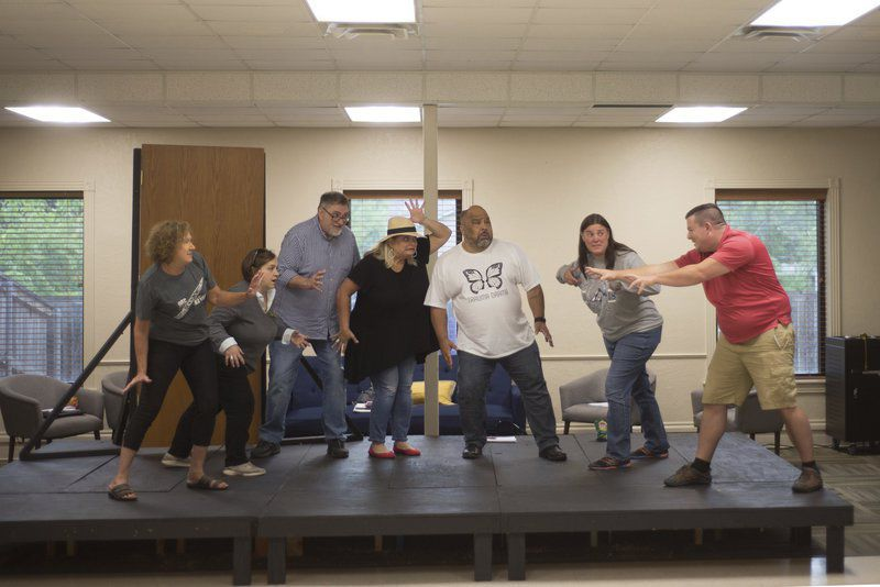 Drama becomes therapy in new CCFI-led children's program
