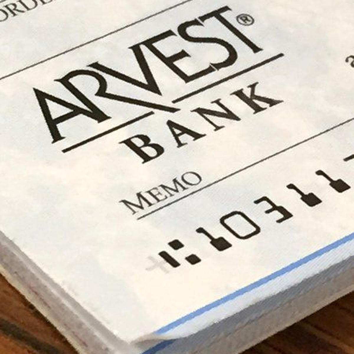 Arvest changes routing numbers across the state | Business