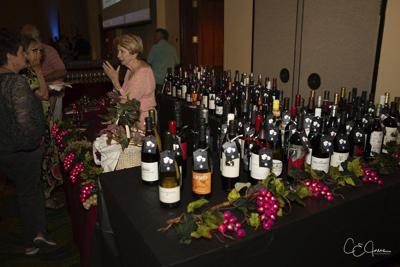 Rotary clubs to wine and dine for charity