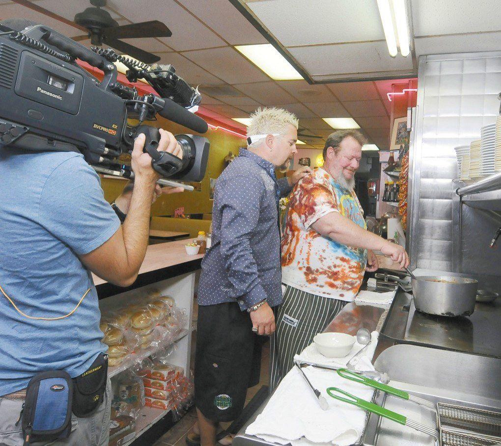 Denver Nc News At Norman: Mark Amspacher, Owner Of Norman Landmark The Diner, Dies