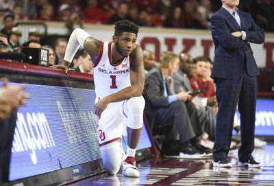 OU men's basketball: Christian James, Rashard Odomes preparing for NBA draft together