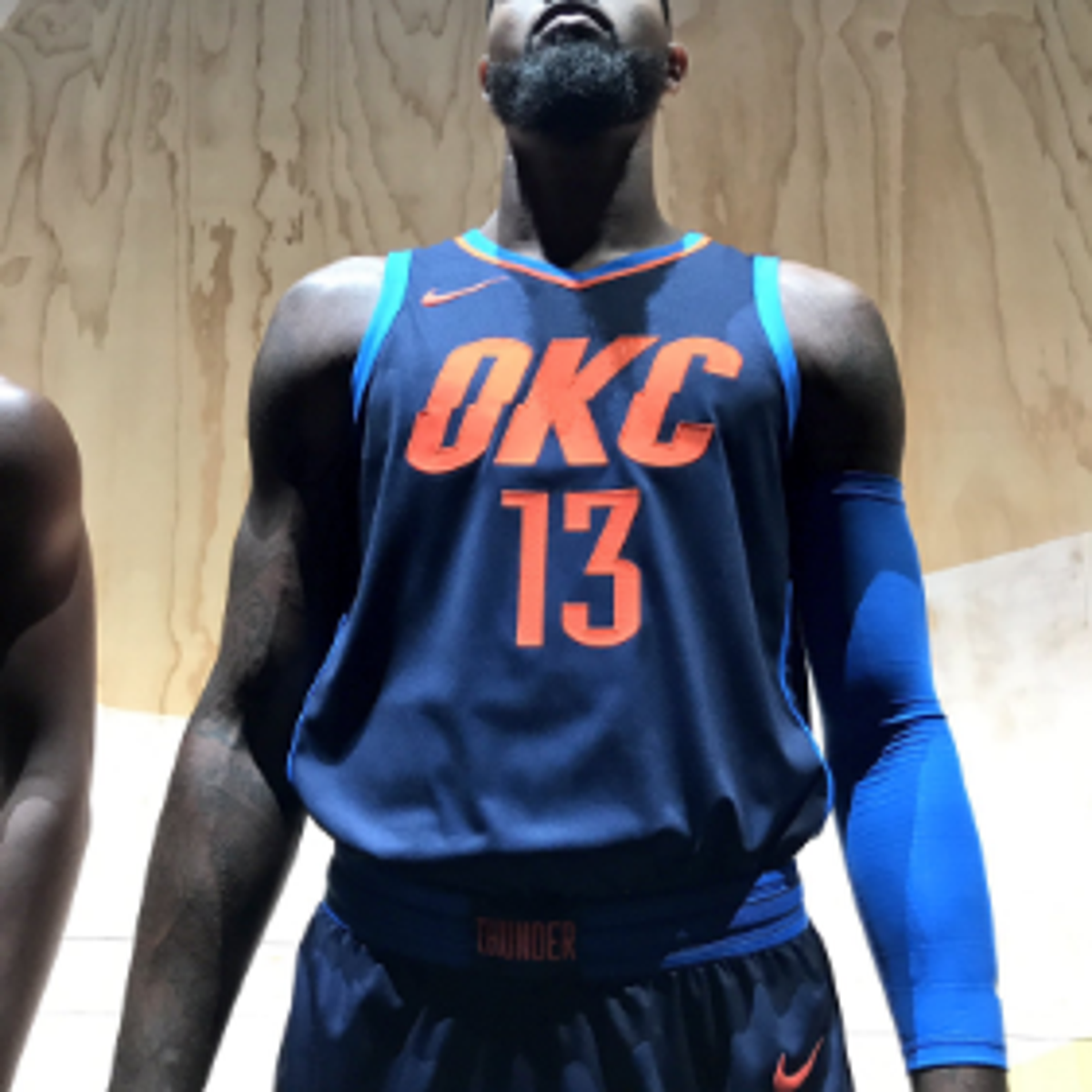 promo code be1e8 f9813 ThunderNotes: Here are your photos of the Thunder's new ...