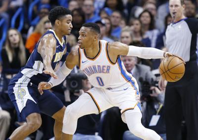 f77c3ac20 Russell Westbrook s massive fourth quarter leads Thunder to win over ...