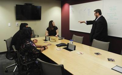 OU professor: Visual aids help people make decisions