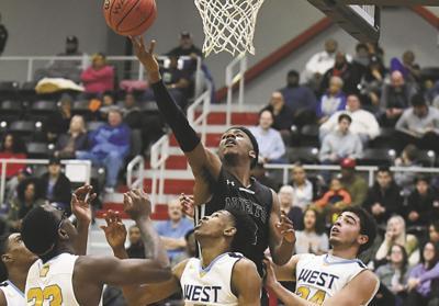 High school boys basketball  Putnam City West ends Norman North s season.  By Joe Buettner  5e2241a01