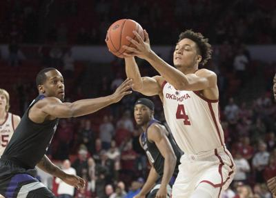 OU men's basketball:<span>Jamuni McNeace's return from injury unclear after latest setback</span>
