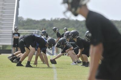 High school football: Little Axe finds strength in offensive line, despite key departures