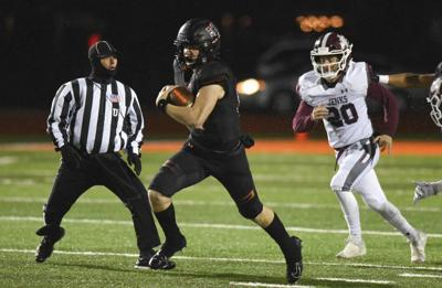 Norman High football: Jenks spoils Tigers' Senior Night, runs away with district win